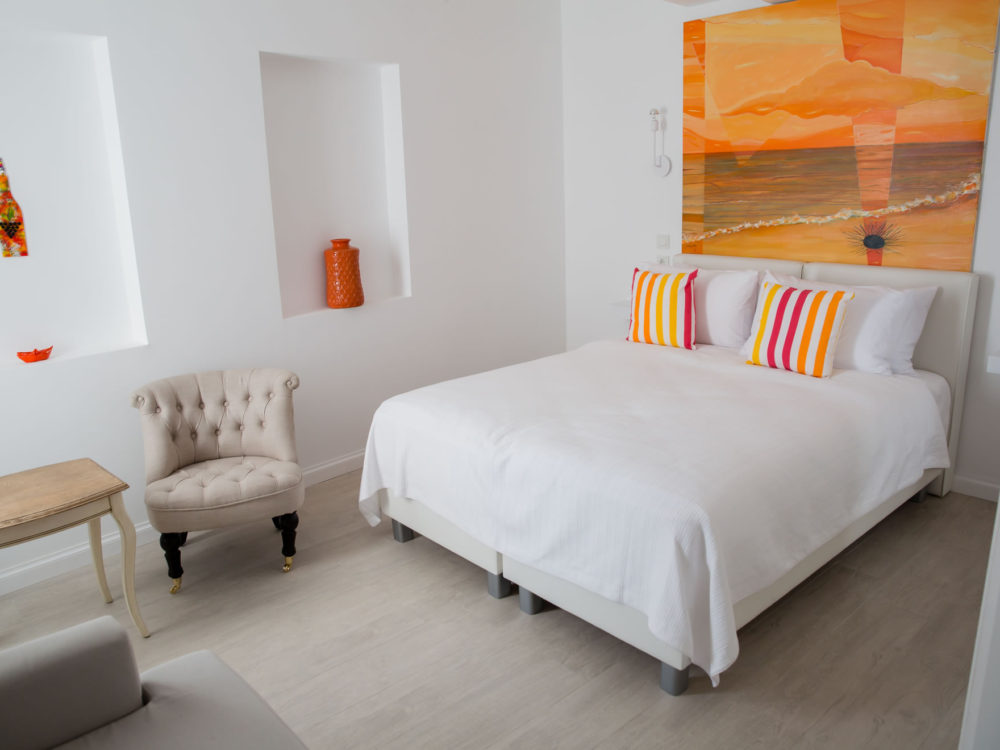 Bozcaada Esinti Otel - Odalar - Keşişleme